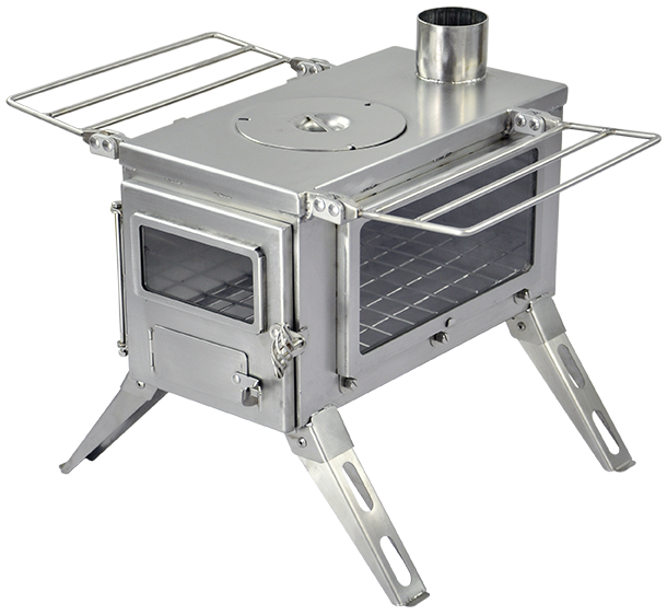 Nomad View 1G M-sized Cook Camping Stove SKU 910207