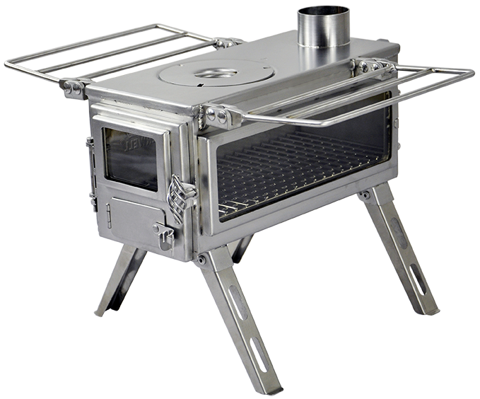 Nomad View 1G S-sized Cook Camping Stove  SKU 910221